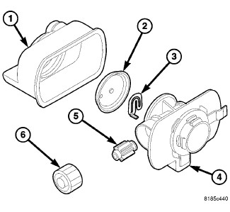 Location Of Purge Valve Solenoid 2007 Impala