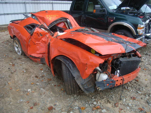 Wrecked Hellcat Challenger For Sale Release Date Price