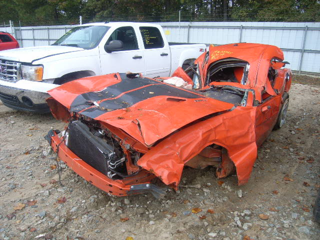 Disturbing trend?? Salvage Yards filling up with wrecked ...